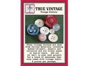 True Vintage Embellishments-Buttons
