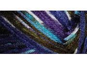 Everyday Anti-Pilling Soft Worsted Prints Yarn-Cold Mountain