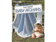 Leisure Arts-Our Best Baby Afghans