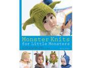 St. Martin's Books-Monster Knits For Little Monsters