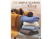 Leisure Arts-Simple Scarves Made With The Knook