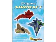 Dover Publications-Origami Aircraft