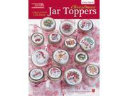 Leisure Arts-Christmas Jar Toppers
