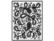 Spellbinders Impressabilities Dies-Paisley