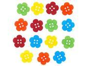 Dress It Up Embellishments-Tropical Flowers