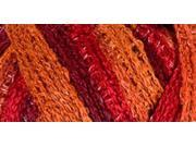 Red Heart Boutique Sashay Yarn-Salsa