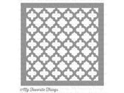 """My Favorite Things MIX-ables Stencils 6""""X6""""-Moroccan Tiles"""