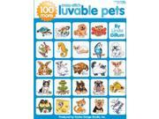 Leisure Arts-100 More Luvable Cross Stitch Pets