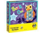 Sew Cute Sock Project Kit-Owl