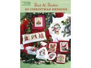 Leisure Arts-Fast & Festive&#59; 50 Christmas Designs