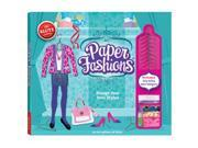 Paper Fashions Book Kit-