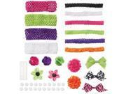 Stretchy Headbands Kit-