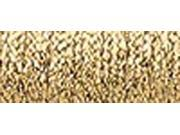 Kreinik Fine Metallic Braid #8 10 Meters (11 Yards)-Hi Lustre Aztec Gold