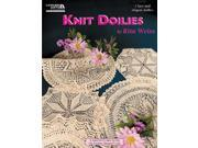 Leisure Arts-Knit Doilies