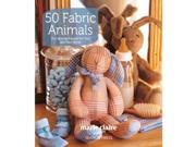Search Press Books-50 Fabric Animals