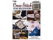 Leisure Arts-Cross Stitch For Beginners