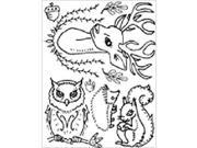 Sublime Stitching Embroidery Patterns-Forest Friends