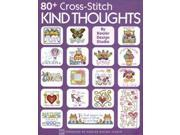 Leisure Arts-80+ Cross-Stitch Kind Thoughts