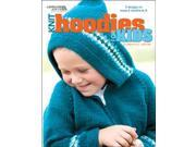 Leisure Arts-Knit Hoodies For Kids