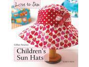 Search Press Books-Children's Sun Hats