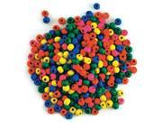 Craftwood: Round Beads 6mm 350/Pkg-Colored
