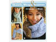 Sixth & Springs Books-Shawls&#59; Wraps And Scarves