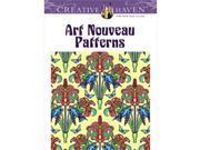 Dover Publications-Creative Haven Art Nouveau Patterns