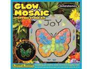 Glow In The Dark Mosaic Stone Kit-