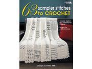 Leisure Arts-63 Sampler Stitches To Crochet