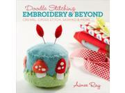 Lark Books-Doodle Stitching: Embroidery & Beyond