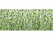 Kreinik Very Fine Metallic Braid #4 11 Meters (12 Yards)-Chartreuse