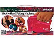 Simplicity Electric Hand Held Felting Machine-