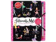 Fashionably Me: A Journal That's Just My Style Book Kit-