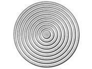 Die-Namics Die-Pierced Circle STAX