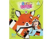 Sew Cute Crochet Fox Hat & Scarf-