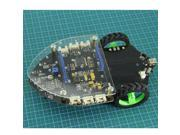 Shield Bot Mobile Platform Base Chassis Kit for Arduino Robotics Beginners DIY Plug-n-Play