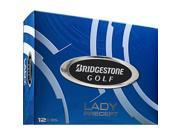 Bridgestone Lady Precept (White) Golf Balls