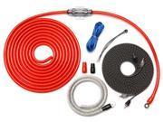 Carwires AIK-PS4000 - 1000 Watt 4-AWG Car Amp Kit