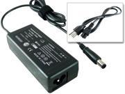Laptop Notebook Replacement AC Adapter for HP Compaq nc6320 Notebook PC Series fits PA-1650-02HC, 384019-001, 384021-001