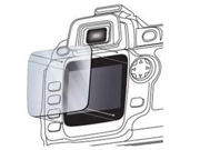 """LCD Screen Protector For 3.2"""" / 3.2 Inch Nikon D800 DSLR Camera With Lint Cleaning Cloth"""