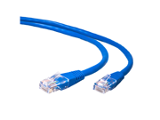 75 Ft Blue RJ45 Cat6 Ethernet Network Patch Cable For Ethernet Router Switch