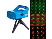 Red&Green Mini Laser Stage Lighting DJ Disco Light Party Club Projector Show New