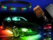 LED Undercar Neon Light Underbody Under Car Body Kit For MAZDA 2