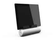Definitive Technology Sound Cylinder Portable Bluetooth Speaker System (White)