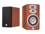 """JBL L830 3-Way 6"""" Bookshelf Loudspeaker Pair (Cherry)"""
