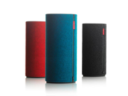 Libratone Zipp Portable Wireless Speaker Classic Collection- One Speaker and Three Covers (Blue, Red, Black)