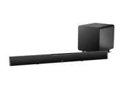 Polk Audio SURBAR9000 IHT Ultra High Performance SurroundBar with Wireless Subwoofer-Black