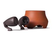 Polk Audio Atrium Garden Speaker System (Terracotta and Brown)