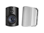 Polk Audio Atrium6 All-Weather Outdoor Loudspeaker - Pair (White)
