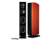 "Polk Audio LSiM705 Superior Performance 47"" Floorstanding Tower Speaker - Each (Mount Vernon Cherry)"